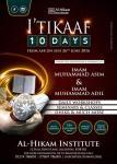 Itikaaf 10 days